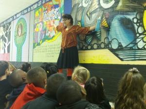Teaching Mural
